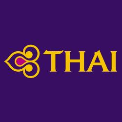 Enquire about international flights with Thai Airways