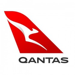 Enquire about international flights with Qantas