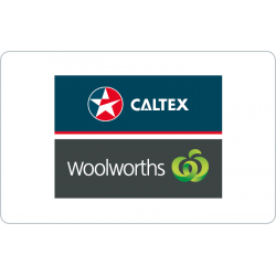 Caltex Woolworths Instant Gift Card - $150