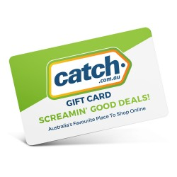 Catch.com.au $50 Instant Flexi E-Gift Card