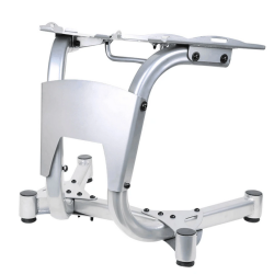 Lifespan Fitness Adjustable Dumbbell Stand Only