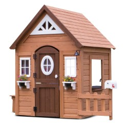 Lifespan Kids Backyard Discovery Aspen Cubby House
