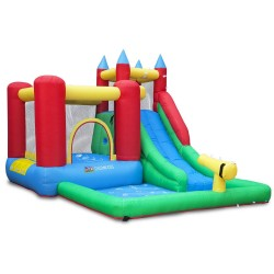 Lifespan Kids Surrey 2 Slide & Splash Inflatable