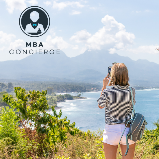 Travel concierge service - here to help you with all your travel needs
