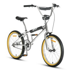 "Progear Classic 20"" BMX - Metallic Chrome"