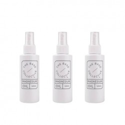 The Base Collective Magnesium Oil Trio